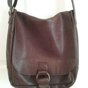 Bags - Crossbody Saddle/Messenger bag